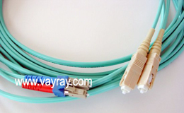10g om3 fiber optic patch cable