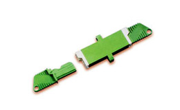 E2000 Fiber Optic Adapter