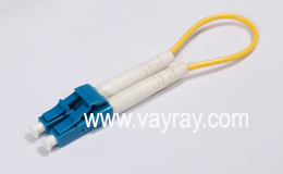 lc fiber optic loopback cable