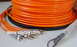 multi fiber optic cable assemblies