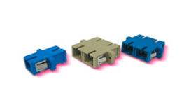 sc fiber optic adapter