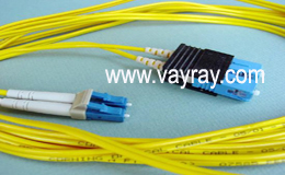 Single mode Duplex LC SC Fiber Optic Patch Cable