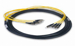 waterproof fiber optic cable